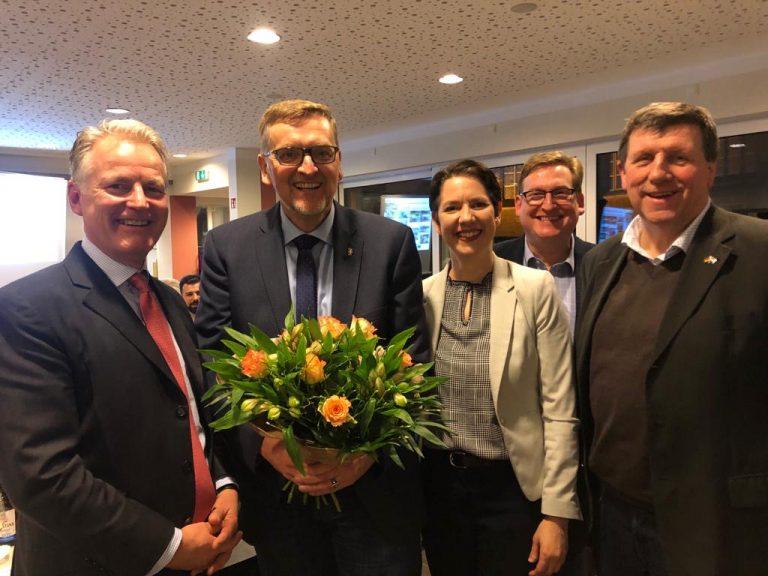 Starkes Team der CDU Weeze für die Kommunalwahl