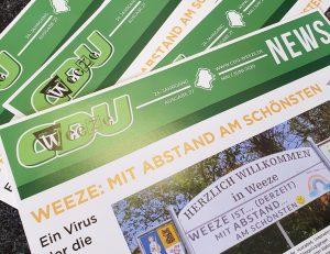 CDU Zeitung online