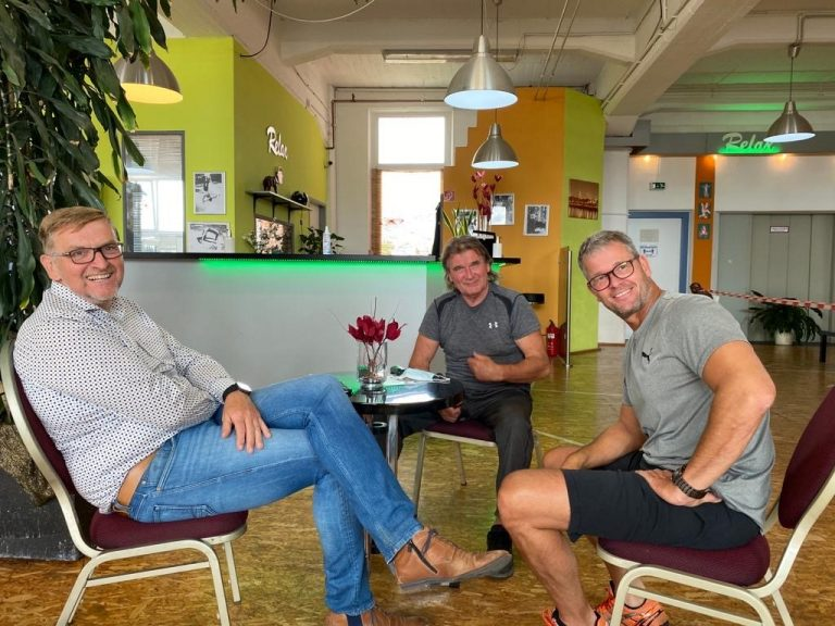 Besuch bei RELAX Fitness & Sports